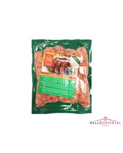 PHIL FOODS LONGANISA SWEET PHILIPPINO PORK SAUSAGE 500G 菲律宾甜猪肉香肠500克
