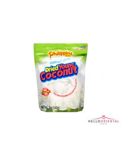 PHILIPPINE BRAND DRIED YOUNG COCONUT 142G
