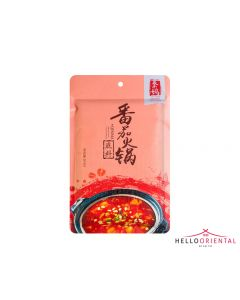QINMA TOMATO FLAVOUR HOT POT SOUP BASE 260G