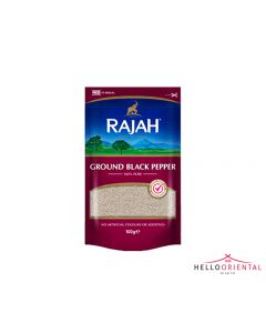 RAJAH GROUND BLACK PEPPER 100G 黑胡椒粉