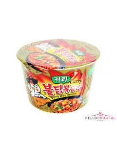 SAMYANG CURRY HOT CHICKEN RAMEN CUP 105G