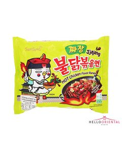 SAMYANG HOT CHICKEN RAMEN JJAJANG 140G
