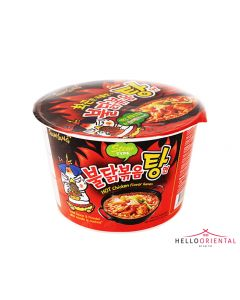 SAMYANG HOT CHICKEN RAMEN STEW BIG BOWL 120G