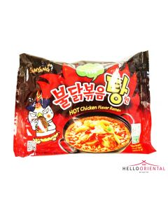 SAMYANG HOT CHICKEN RAMEN STEW TYPE 145G