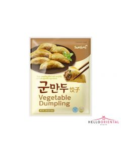 SAMYANG VEGETABLE DUMPLING 600G