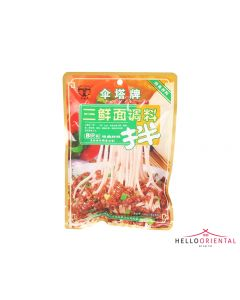 SAN TA PAI NOODLE SAUCE THREE SEAFOOD FLAVOUR 240G