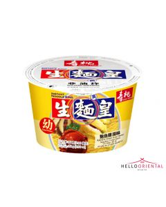 SAU TAO NOODLE KING THIN ABALONE & CHICKEN BOWL 82G