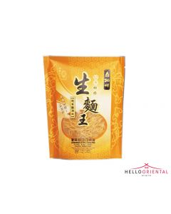 SAU TAO NOODLE KING THIN ABALONE & CHICKEN FLAVOUR 130G 寿桃牌幼條生麵皇 鮑魚雞湯味