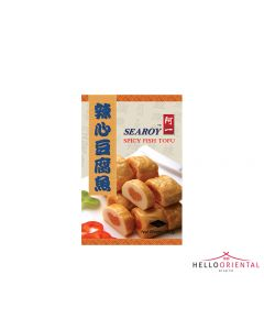 SEAROY SPICY FISH TOFU 200G