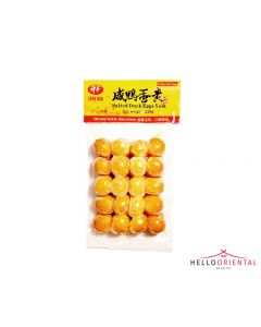 SHEN DAN SALTED DUCK EGGS YOLK 220G