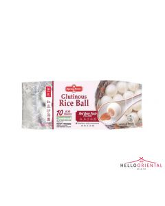 SPRING HOME GLUTINOUS RICE BALL RED BEAN PASTE 200G