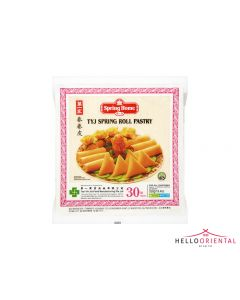 """SPRING HOME TYJ SPRING ROLL PASTRY 550G (30 SHEETS) 10X10"""""""