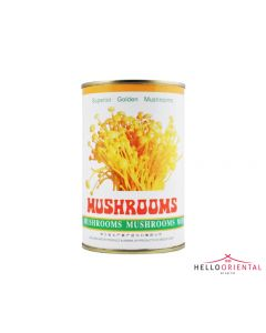 SUPERIOR GOLDEN MUSHROOMS 425G