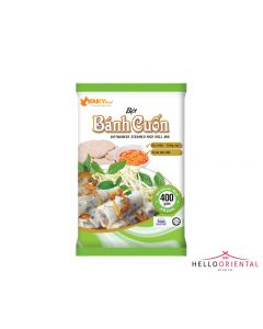 TAIKY BANH CUON VIETNAMESE STEAMED RICE ROLL MIX 400G