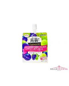 _TARAMI GRAPE & MUSCAT FLAVOURED PREMIUM KONJAC JELLY DRINK 150ML 葡萄味果冻饮150毫升