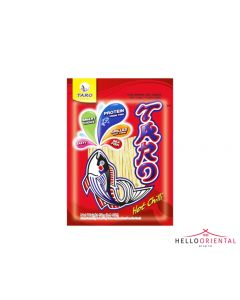 TARO BRAND FISH SNACK HOT CHILLI FLAVOURED 52G 辣味鱼条