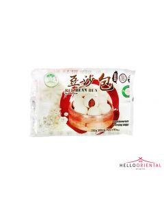 TCT FROZEN RED BEAN BUN 390G 冷冻红豆包