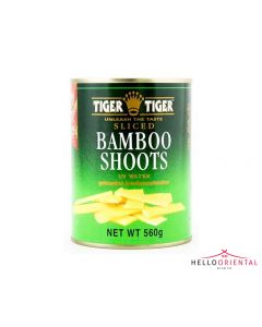 TIGER TIGER SLICED BAMBOO SHOOTS IN WATER 560G