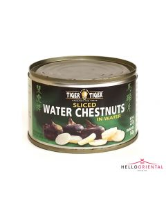 TIGER TIGER SLICED WATER CHESTNUT 227G (TIN) 马蹄
