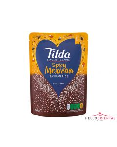 TILDA SPICY MEXICAN BASMATI RICE 250G