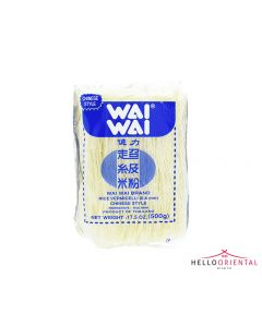 WAI WAI RICE VERMICELLI 0.8MM 500G