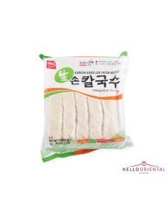 WANG KOREAN KNIFE-CUT FRESH NOODLE VERMICELLE 1KG 韩国刀切面