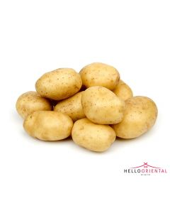 WASHED WHITE POTATO 2KG (PACK)  洗过白土豆