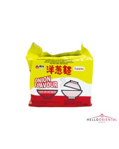 WEI LIH ONION FLAVOUR INSTANT NOODLES 85G (PACK OF 5)